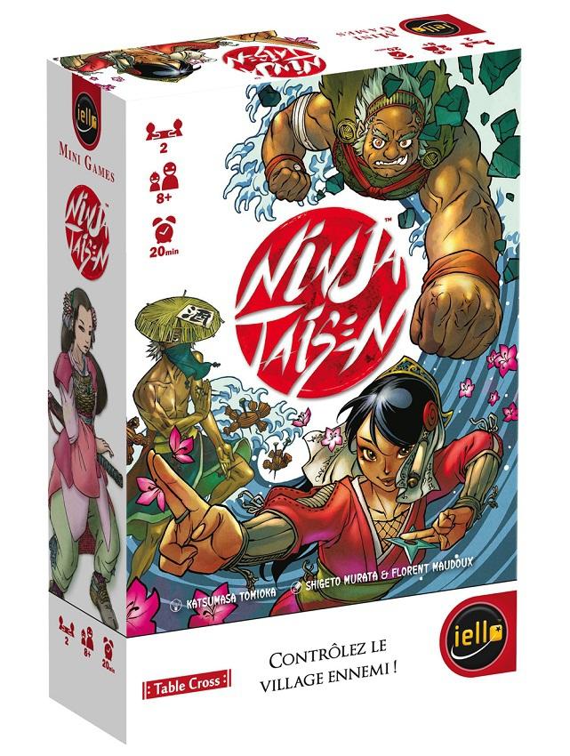 Ninja Taisen pas cher