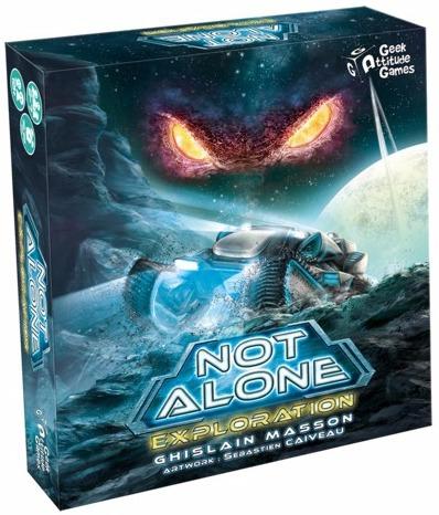 Not Alone : Exploration pas cher