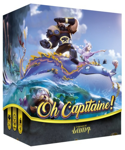 Oh Capitaine ! pas cher