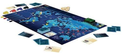 Pandemic Legacy materiel