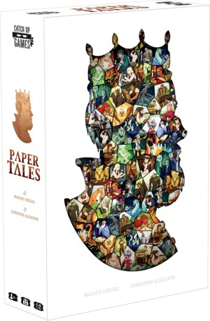 Paper Tales pas cher