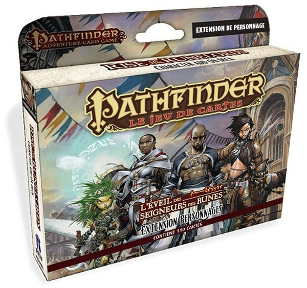 Pathfinder JDC : Personnages pas cher