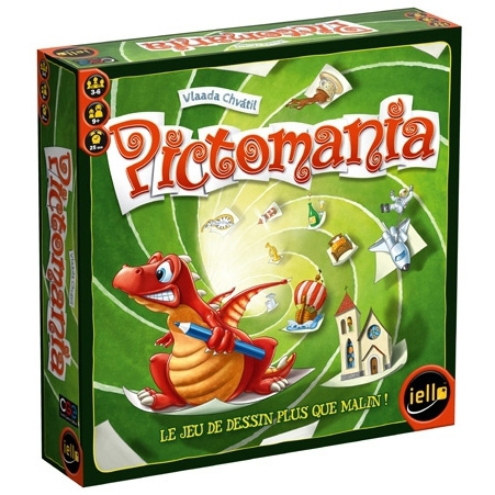 Pictomania pas cher