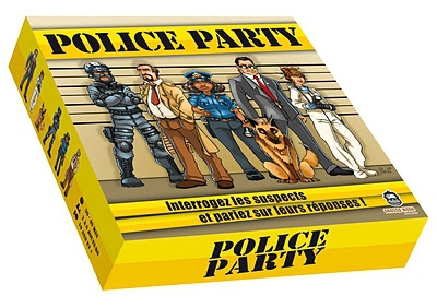 Police Party pas cher