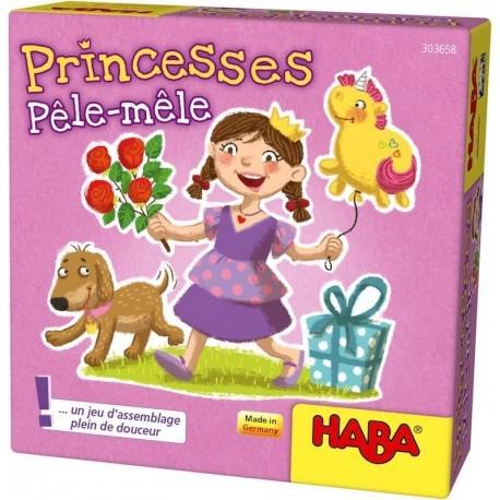 Princesses Pêle-Mêle pas cher