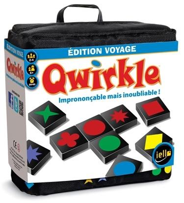 Qwirkle Voyage pas cher
