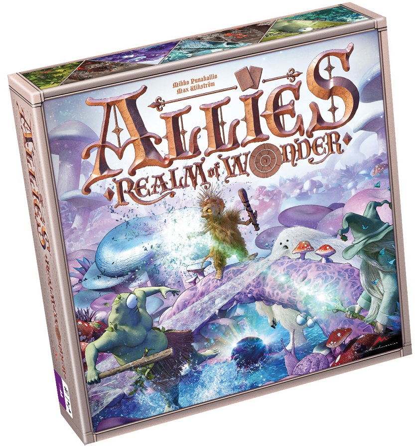 Realm Of Wonder - Allies pas cher