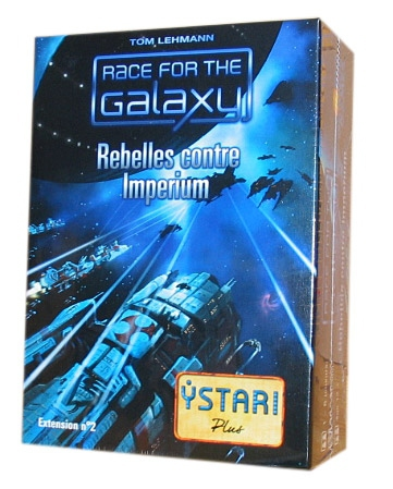 Rebel contre Imperium (Race for the Galaxy) pas cher