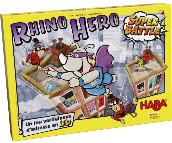 Rhino Hero Super Battle pas cher