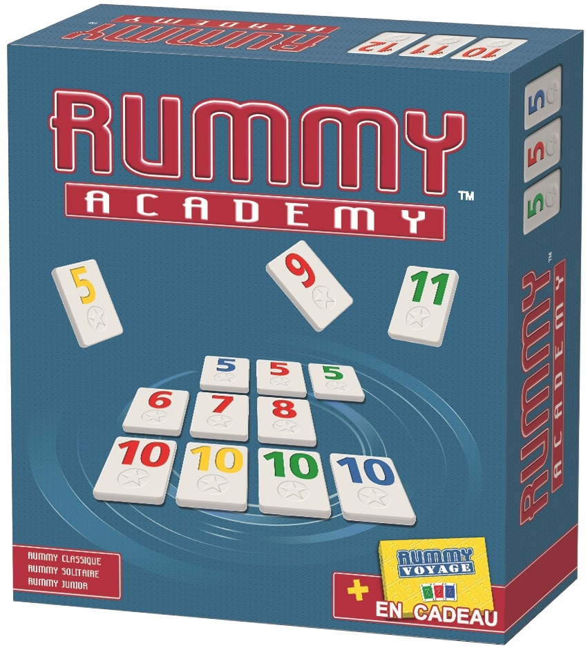 Rummy Academy Edition 2015 pas cher