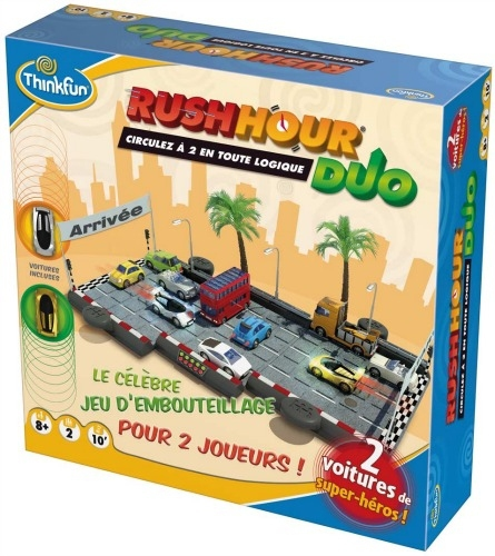 Rush Hour Duo box