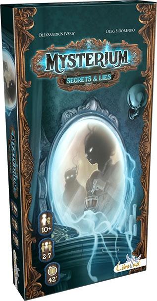 Mysterium : Secret & Lies pas cher