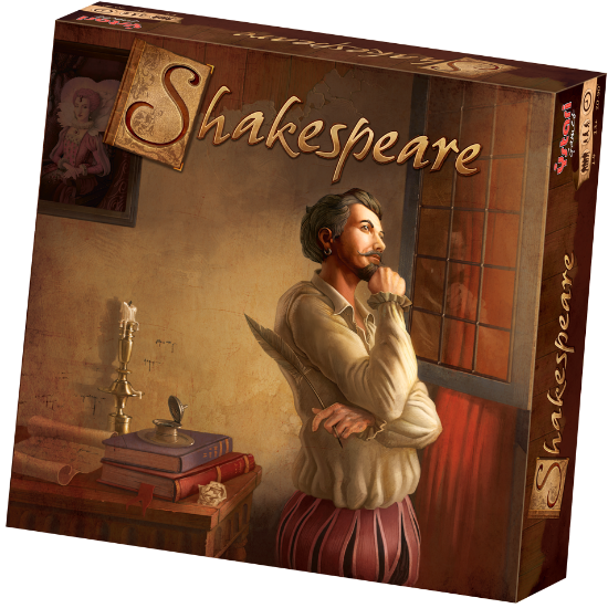 Shakespeare box