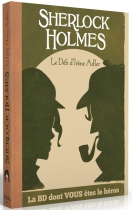 Sherlock Holmes - Le Défi d\'Irène Adler - la BD dont vous êtes le héros