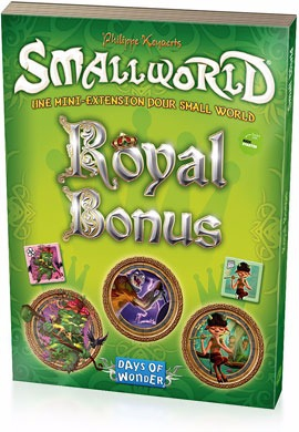 Smallworld : Royal Bonus