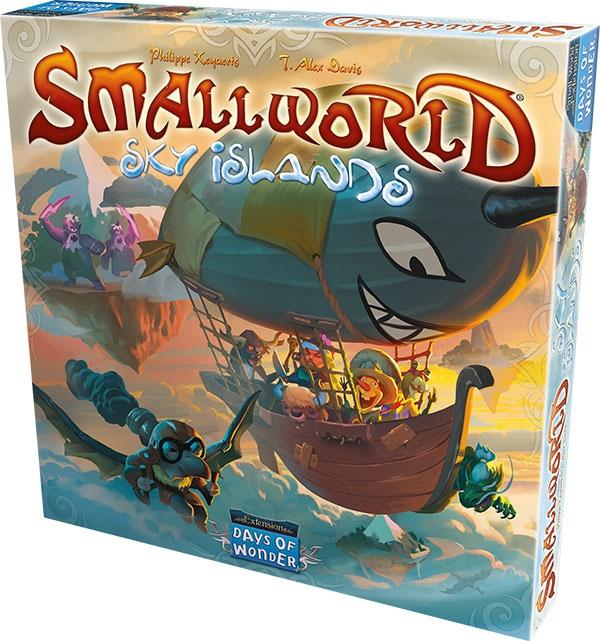 Smallworld : Sky Islands pas cher