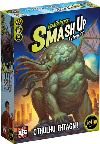 Smash Up : Cthulhu Fhtagn pas cher
