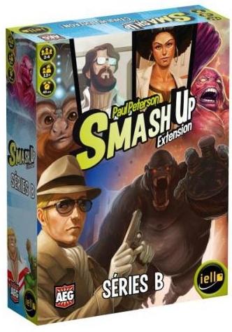 Smash Up : Séries B pas cher