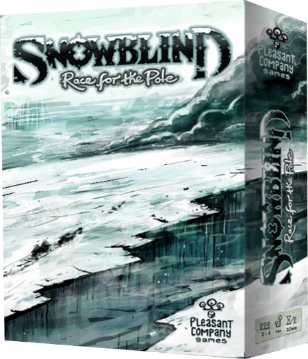 Snowblind : Race for the Pole + A Glorious Death pas cher