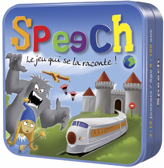 Speech pas cher