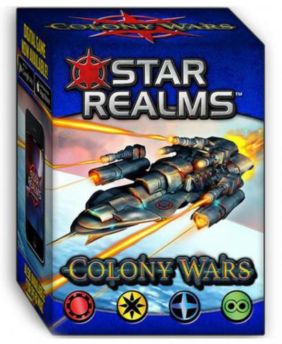 Star Realms - Colony Wars pas cher