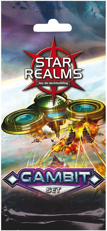 Star Realms - Gambit Set pas cher
