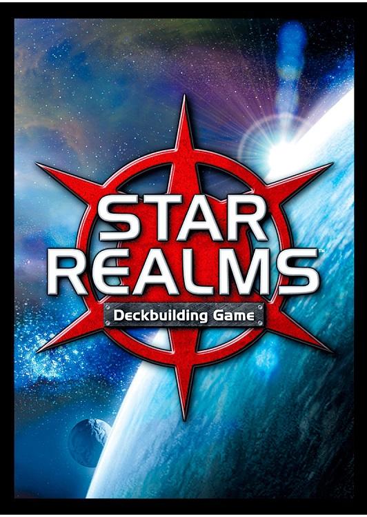 Star Realms - Protège-cartes (x60) - Gloss Finish pas cher