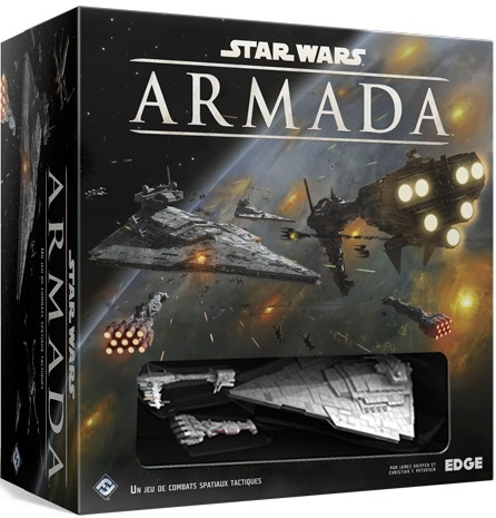 Star Wars Armada - box
