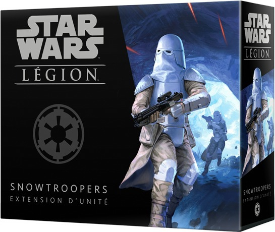 Star Wars Légion : Snowtroopers pas cher
