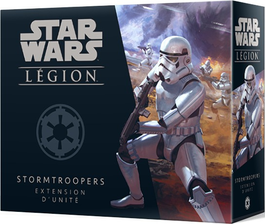 Star Wars Légion : Stormtroopers pas cher