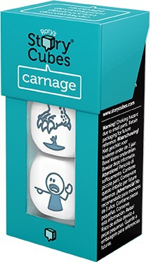 Story Cubes : Carnage pas cher