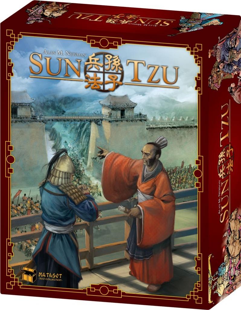 Sun Tzu Deluxe pas cher