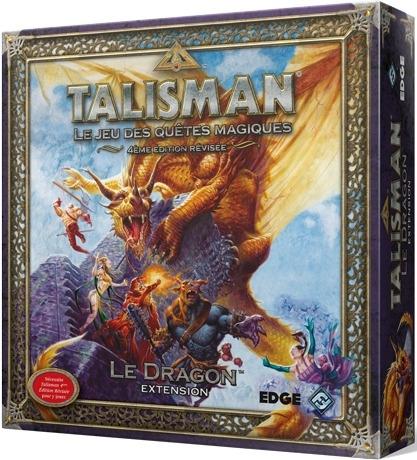 Talisman : Le Dragon pas cher