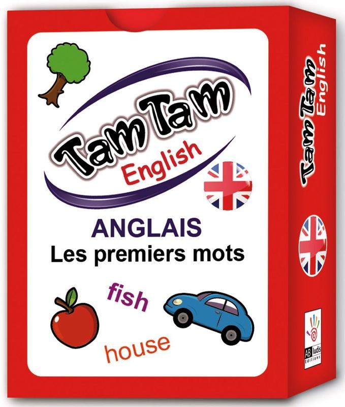 Tam Tam - English - Les Premiers Mots pas cher