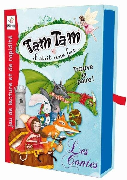 Tam Tam - Il était une fois : Les Contes pas cher