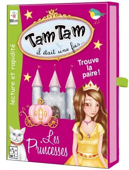 Tam Tam - Il était une fois : Les Princesses pas cher