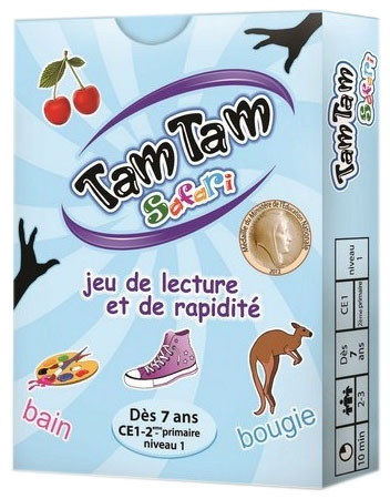 Tam Tam Safari - CE1 Niveau 1 pas cher