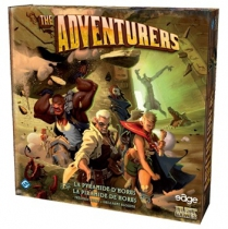 The Adventurers - La Pyramide d\'Horus