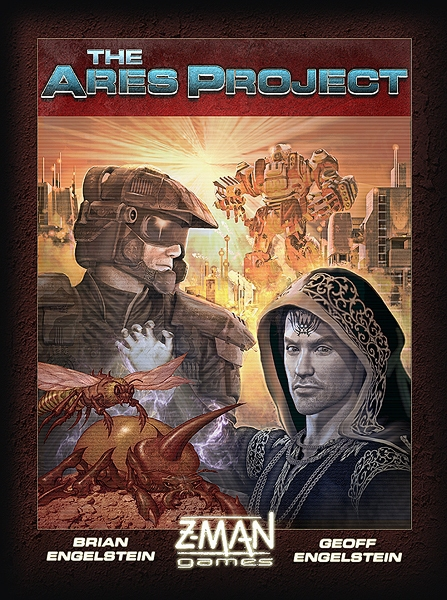 The Ares Project pas cher