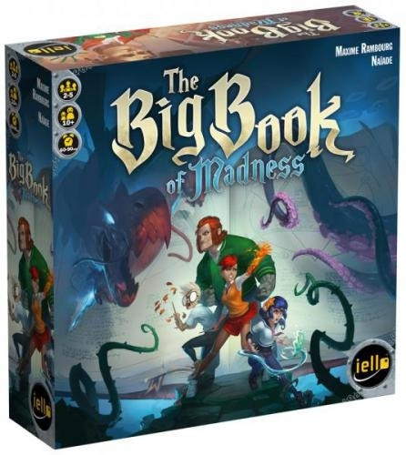 Big Book of Madness box