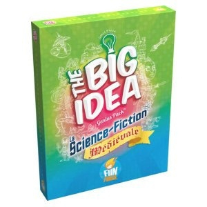 The Big Idea - Genius Pack - Science-Fiction Médiévale pas cher
