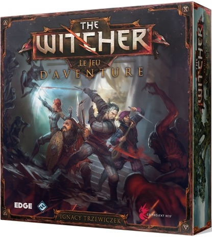 TheWitcher box