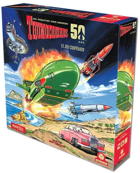 Thunderbirds - Le jeu coopératif pas cher
