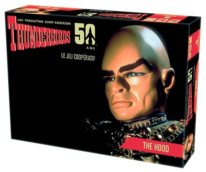 Thunderbirds : The Hood pas cher