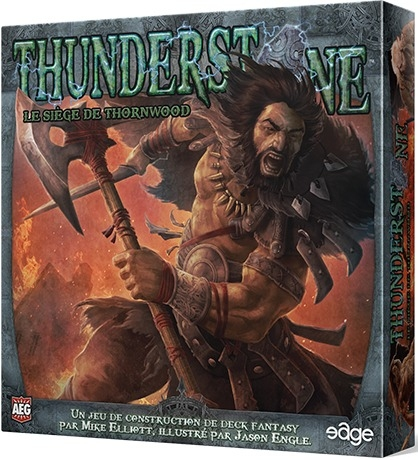 Thunderstone : Le Siège de Thornwood pas cher