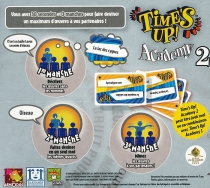Time\'s Up Academy 2