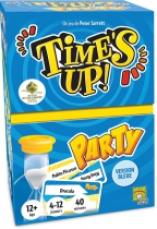 Time\'s Up Party - Bleu