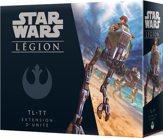 Star Wars Légion : TL-TT pas cher