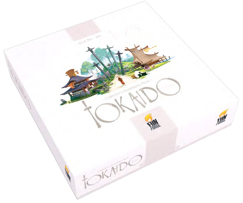 Tokaido - Collector\'s Accessory Pack
