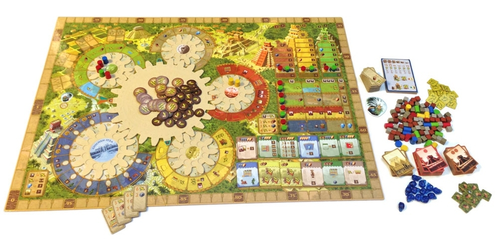 Tzolk\'In : Le Calendrier Maya